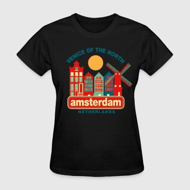 Venice Of The North - Women's T-Shirt