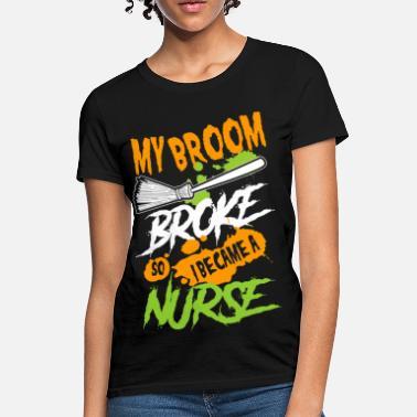 2d73b712f48d67 Nurse Halloween Costume Nurse Halloween Costume - Women's T-Shirt