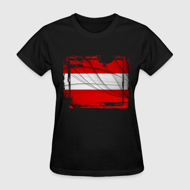 Austrian Flag - Women's T-Shirt