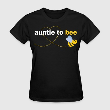 Auntie To Bee - Women's T-Shirt