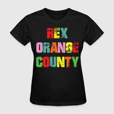 Rex Orange County - Colors - Women's T-Shirt
