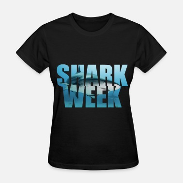 Week shark week shark - Women's T-Shirt