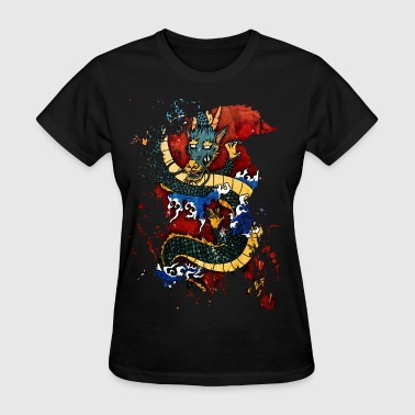 Unique Dragon - Women's T-Shirt