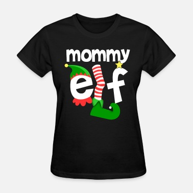 Mommy Elf Mommy Elf - Women's T-Shirt