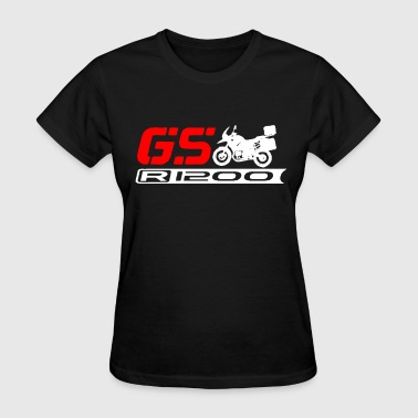 Long Motorcycles Motorcycle Printed in Sizes Motorcycle racing - Women's T-Shirt