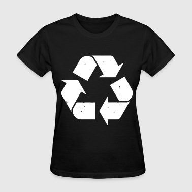 Recycle Recycling Logo Mens Recycle Womens Recycle - Women's T-Shirt