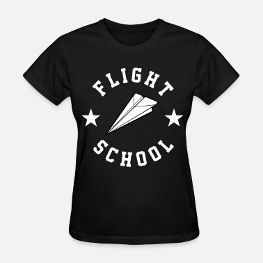 Flight School Flight School - Women's T-Shirt