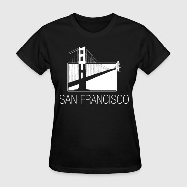 San Francisco - Women's T-Shirt