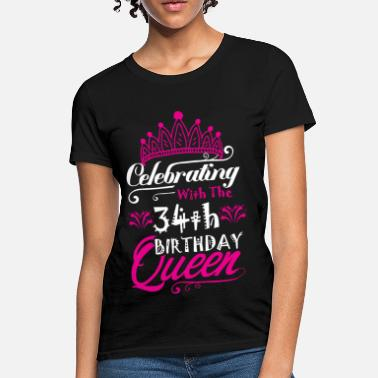 34th Birthday Celebrating With The Queen