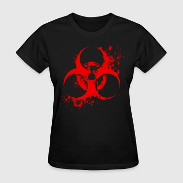 Bloody Biohazard - Women's T-Shirt