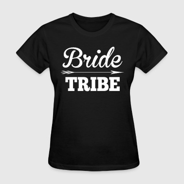Bride Tribe BridesMaid Groom Wedding - Women's T-Shirt