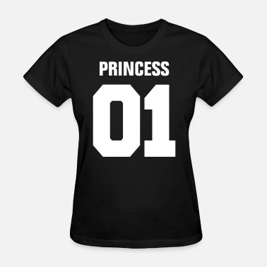 Ace Family Princess 01 Family Daughter Mother Couple Girl - Women's T-Shirt