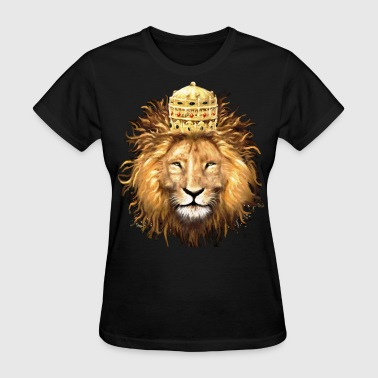 Reggae lion - Women's T-Shirt