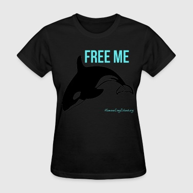 Boycott Seaworld - Women's T-Shirt