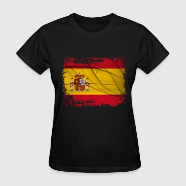 Spain Flag - Women's T-Shirt