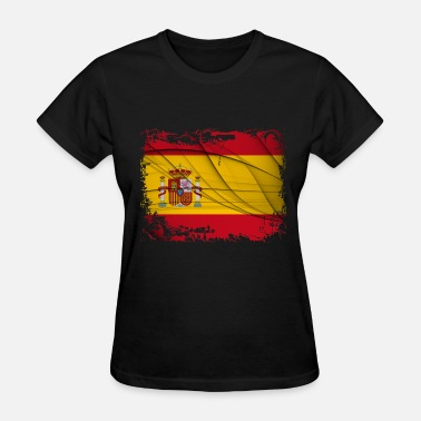 Spain Flag Spain Flag - Women's T-Shirt