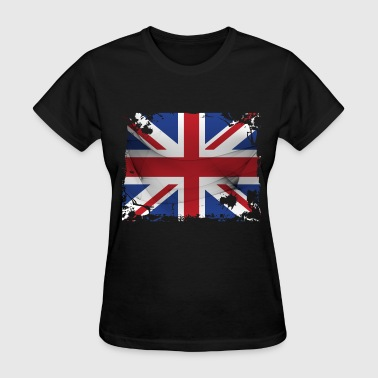 United Kingdom Flag - Women's T-Shirt
