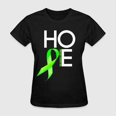 non_hodgkin_lymphoma_hope - Women's T-Shirt