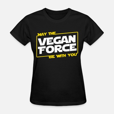 Vegan Force - Women's T-Shirt