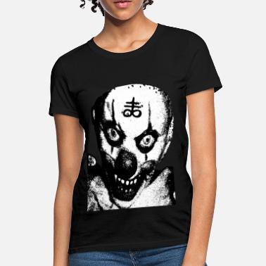 Monster Demon Clown - Women's T-Shirt