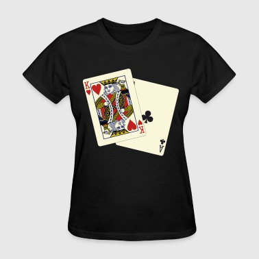 Blackjack - Women's T-Shirt