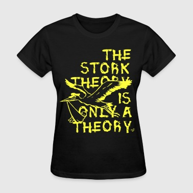 Stork Theory - Women's T-Shirt