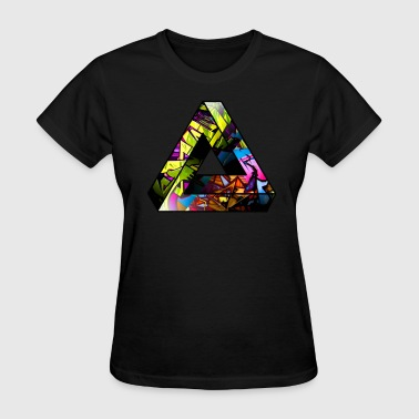 Grafitti - Women's T-Shirt