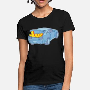 Trunk Junk In The Trunk - Women's T-Shirt