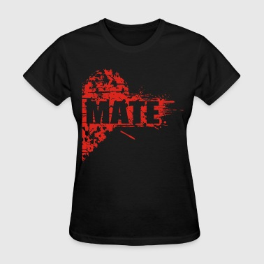 Soulmate Couple Right Side - Women's T-Shirt
