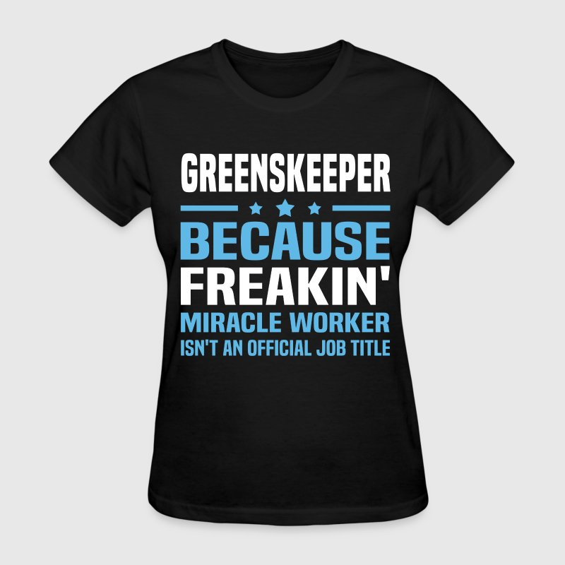 Greenskeeper - Women's T-Shirt