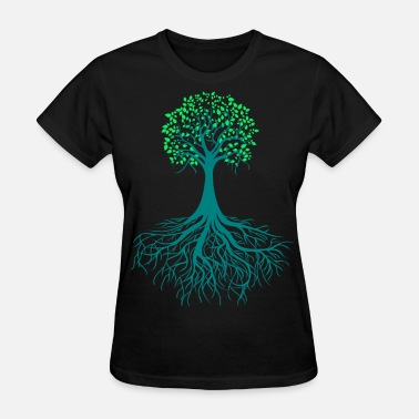 Tree tree of life - Women's T-Shirt