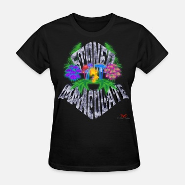 Immaculate Stoned Immaculate - Women's T-Shirt