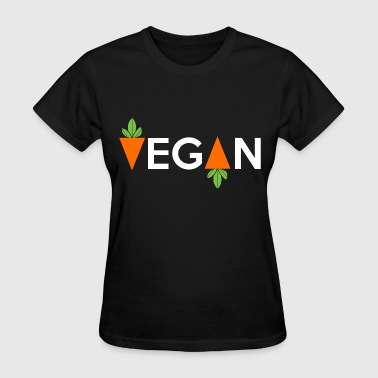 Veganism Vegan Carrots - Women's T-Shirt