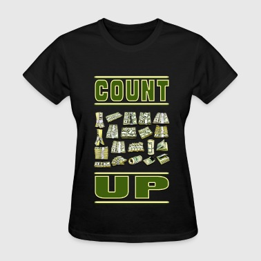 Count Royal Count Up - Women's T-Shirt