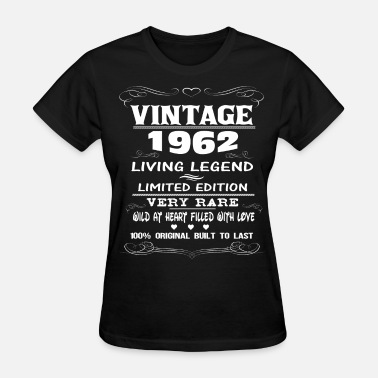 July 1962 VINTAGE 1962 - Women's T-Shirt