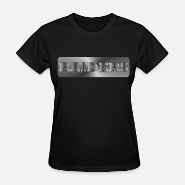 Oakland Raider Raiders Flux - Women's T-Shirt