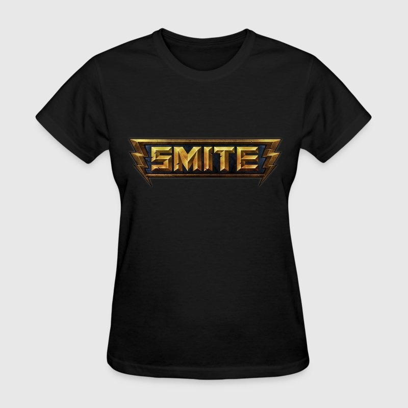 Smite Logo Men's T-Shirt - Women's T-Shirt