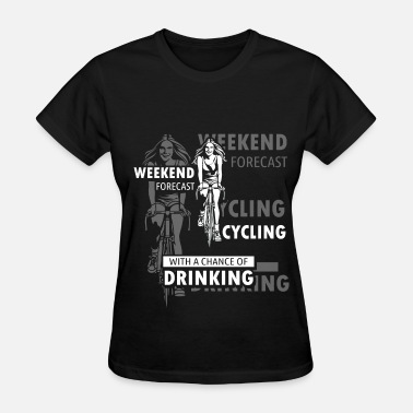 Cycling Clothes Cycling - Weekend - Women's T-Shirt