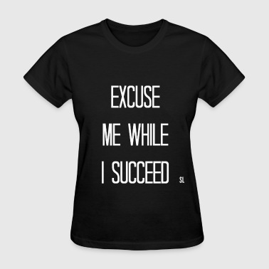Successful Black Women Quotes T-shirt - Women's T-Shirt