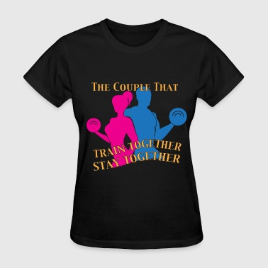 train together 3 - Women's T-Shirt