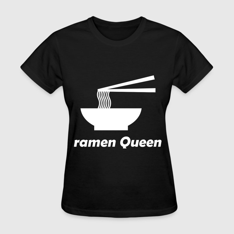 ramen queen 1156521.png - Women's T-Shirt