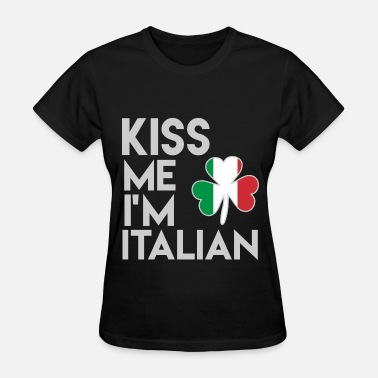 Kissing Alcohol KISS ME 918291821.png - Women's T-Shirt