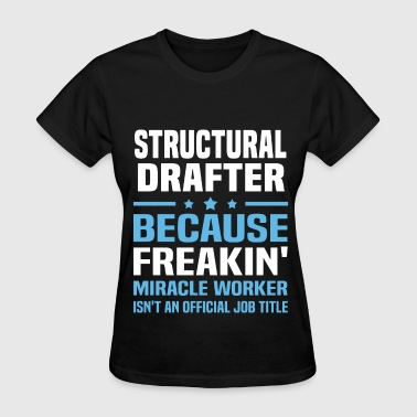 Structural Drafter - Women's T-Shirt