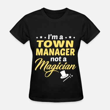 Pound Town Manager - Women's T-Shirt