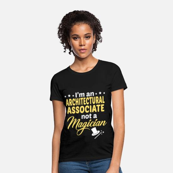Architectural Associate Apparel T-Shirts - Architectural Associate - Women's T-Shirt black