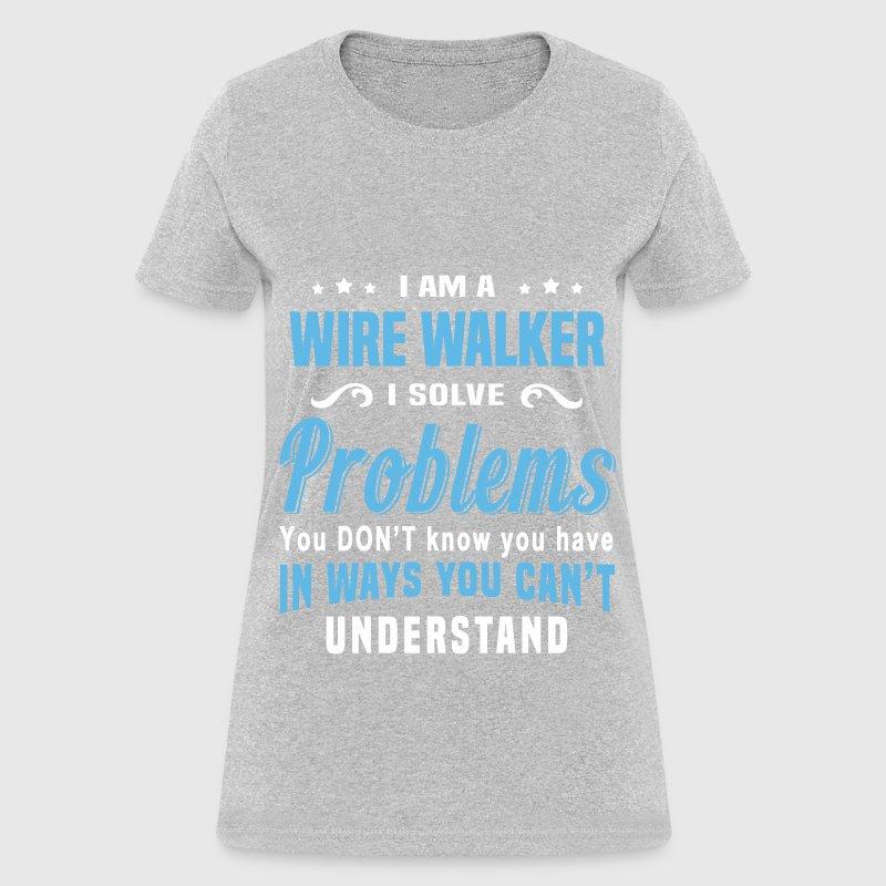 Wire Walker by bushking | Spreadshirt