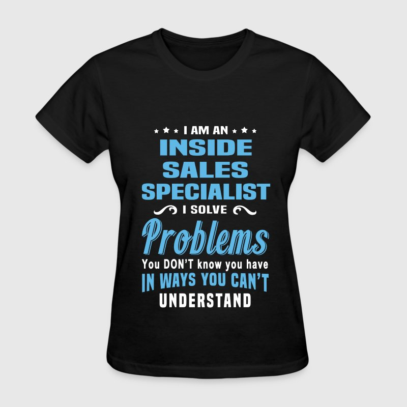 Inside Sales Specialist - Women's T-Shirt