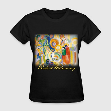 robert_delaunay__the_great_portuguese_bl - Women's T-Shirt