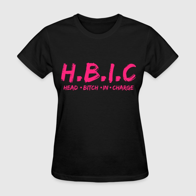 Head bitch in charge (2) - Women's T-Shirt