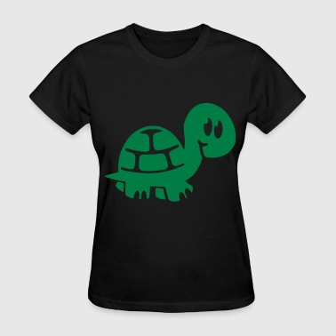 Turtle - Women's T-Shirt